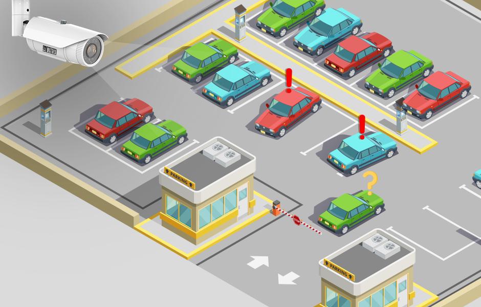 Smart Parking Management Solution