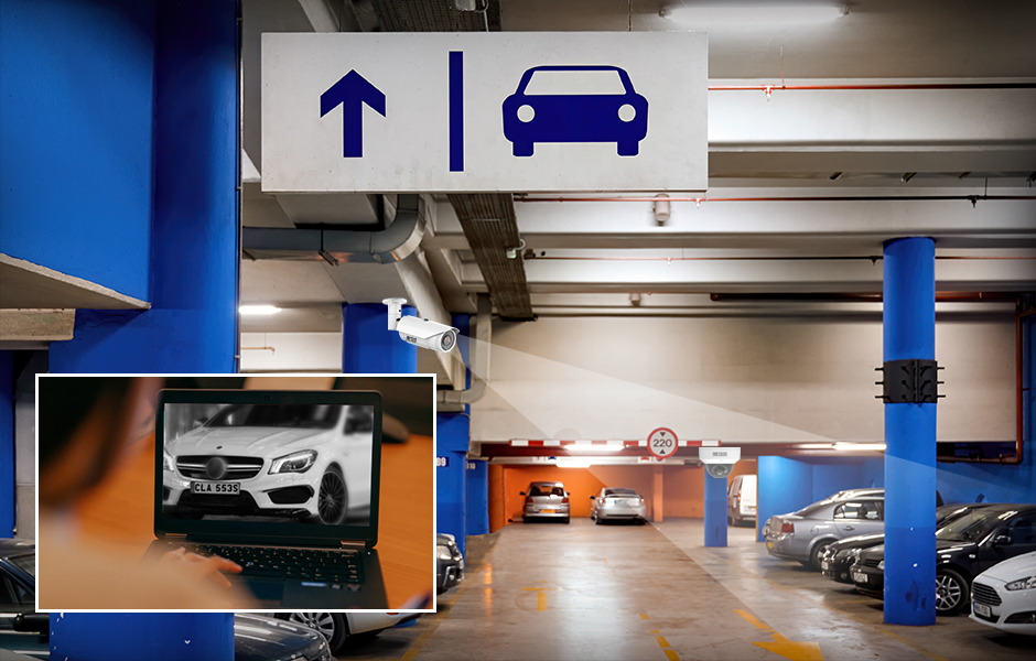 Parking Video Surveillance