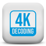 4K Decoding and HDMI 2.0