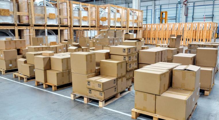 IP Video Surveillance Solution for Warehouse Industry - Matrix