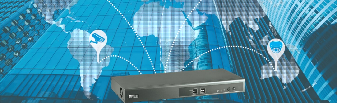 Network Video Recorder (NVR) System - An IP video surveillance solution