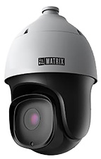PTZ Camera with 33x Optical Zoom
