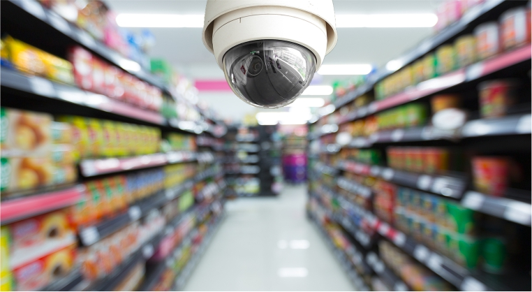 Ip Video Surveillance Solution For Retail Sector Matrix