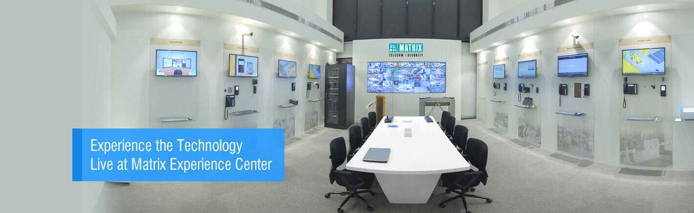 Visiting our Experience Center
