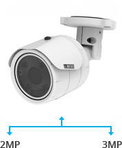 Professional Series Bullet Camera