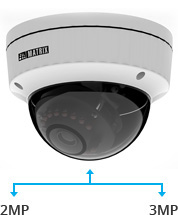 Professional Series Dome Camera