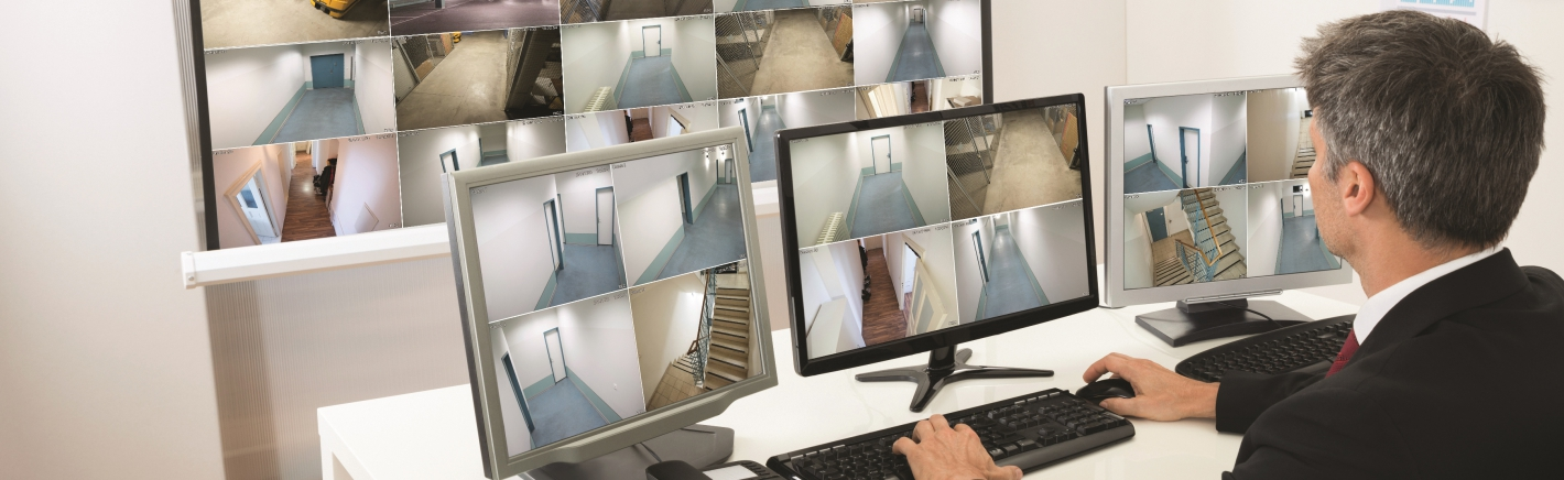 Centralized Video Surveillance System For Enterprises and Corporate